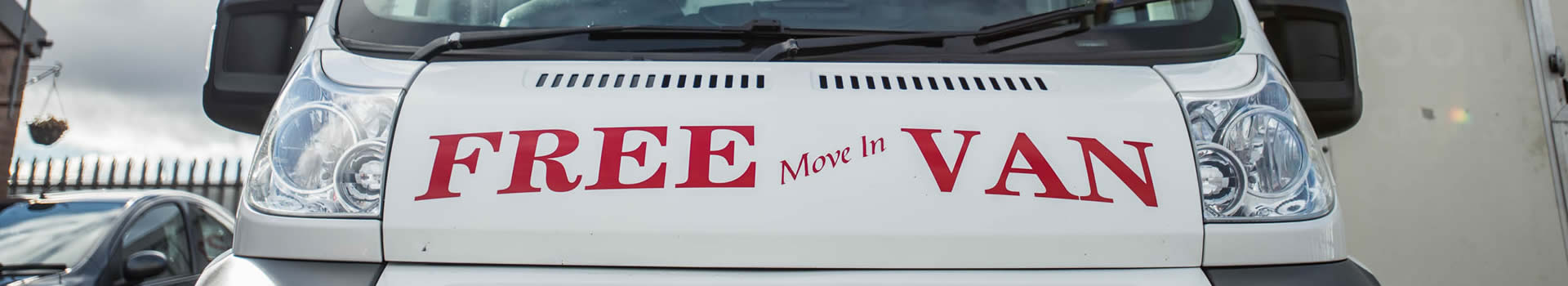 Free move in van Perth